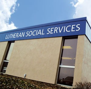 Lutheran Social Services is now located at 333 East Lewis Street in Fort Wayne.